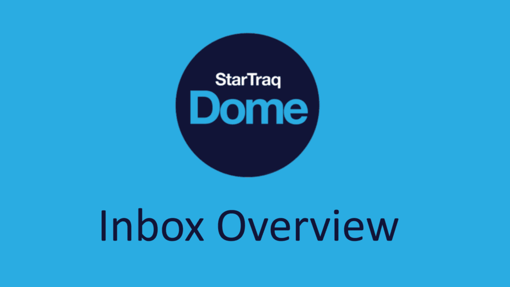 02. Inbox Overview