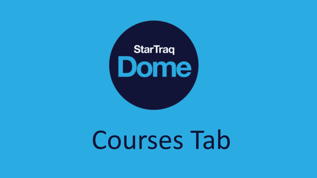 09. Courses Tab Overview (0:36)